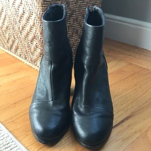 Rag & Bone Newbury Booties sz. 10